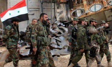(Eastern Armenian) Թուրքական բանակը հարձակվել է պրոսիրիական կառավարական ուժերի վրա, երբ նրանք մտել են Աֆրին