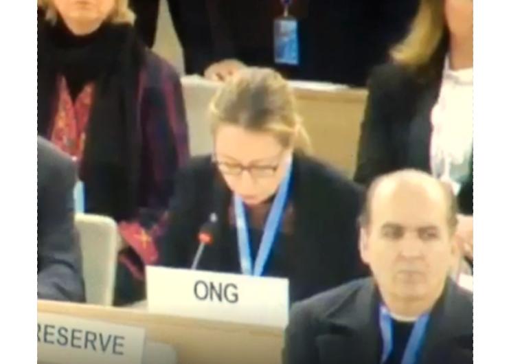 İnsan Hakları Konseyi'nin 37. Oturumu։ Lidya Margosyan