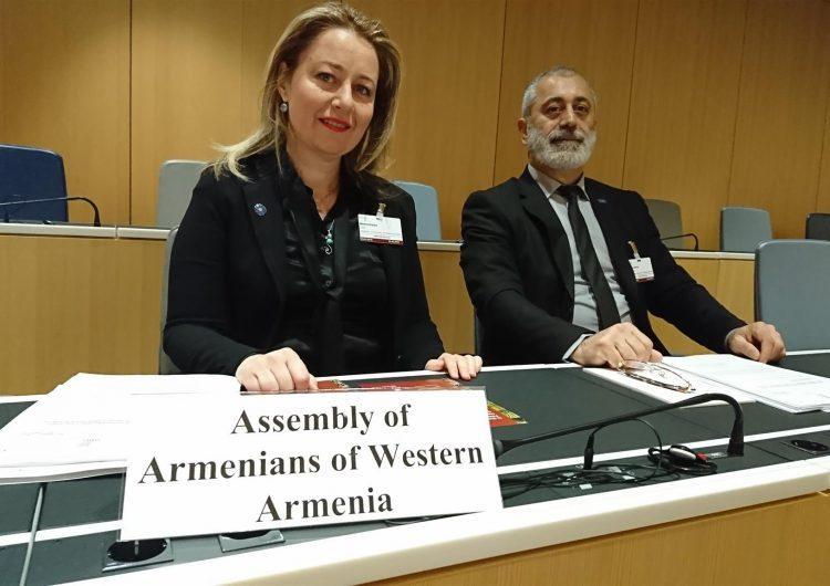 Armenak Abrahamyan: «Başkalarının haklarımızı bize karşı kullanmasına bizler izin vermeyeceğiz»
