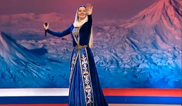 Ճանաչենք Մեր Մշակոյթը` Արեւմտեան Հայաստան։ Խեդա Խամզատովա
