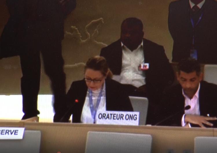 BM İnsan Hakları Konseyi'nin 37. Oturumu։ Lidya MARGOSYAN