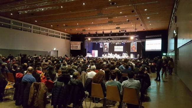Շվեյցարիայի «Ալևի (Արեւի) Միությունների Ֆեդարացիա»-ն նշել է իր հիմնադրման 20-ամյակը