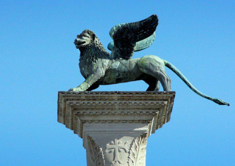 Վենետիկի Սան Մարկո հրապարակի սիւնին գագաթին տեղադրուած առիւծը, հայոց վերջին թագաւորութեան՝ Կիլիկիոյ առիւծն է