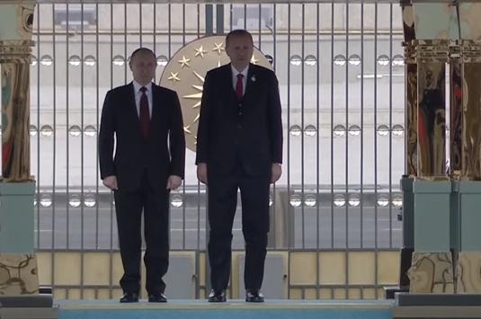 Batı Ermenistan'ın gölgesinde : Erdoğan ile Putin'in görüşmesi sona erdi