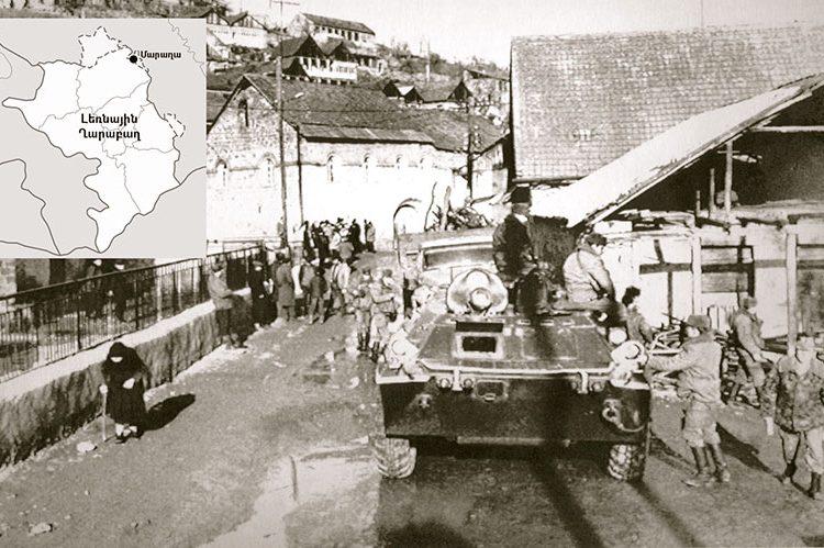 10 Ապրիլ 1992. Մարաղայի կոտորածը…