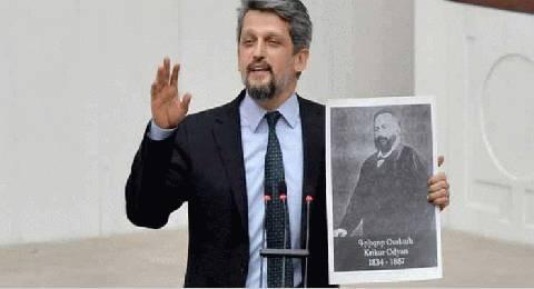 Garo Paylan propose un projet de loi de « reconnaissance  du soi-disant génocide arménien » à la Grande assemblée turque