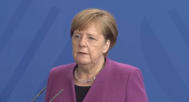 «Германия не участвует» — Меркель отказалась ударить по Сирии