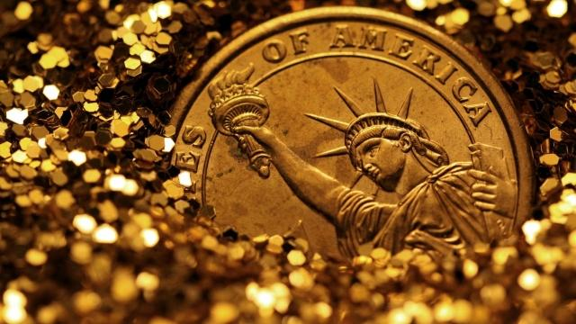 Неужели Турции позволили вывезти золотой запас из США?