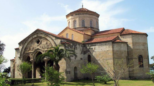 Trabzon Ayasofya Müzesi'nin cami yapılmasına karşı mahkemeden önemli karar