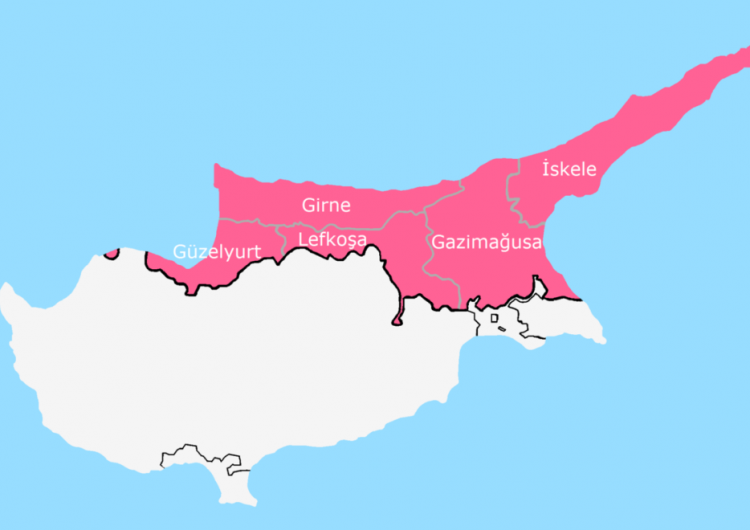 """State Dept: The U.S. Does Not Recognize the """"Turkish Republic of Northern Cyprus"""""""