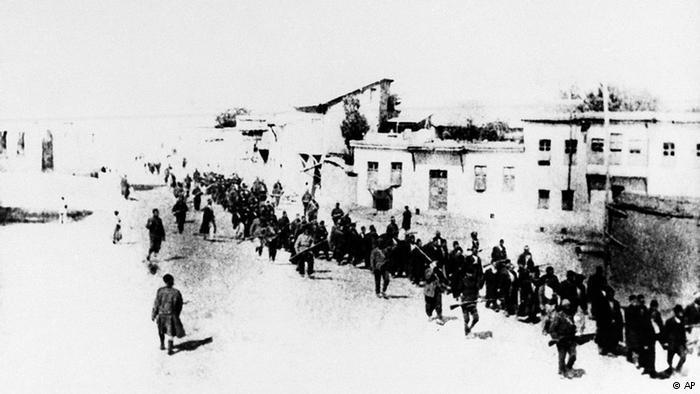 Mühimmat ve ideolojik destek: Almanya'nın Ermeni Halkına karşı  yapılan Soykırım'daki rolü