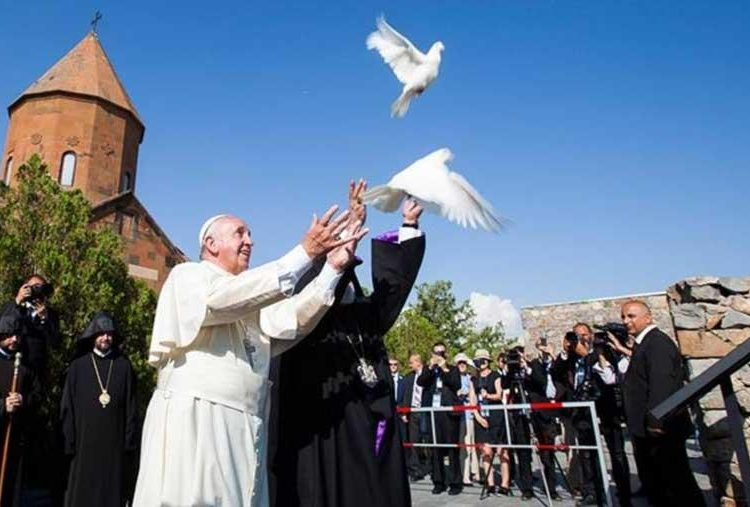 Pope Francis on Armenia and Armenizm
