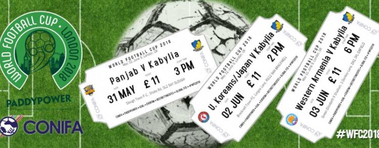 Coupe du monde de football : Les billets des trois premiers matchs de la Kabylie sont en vente