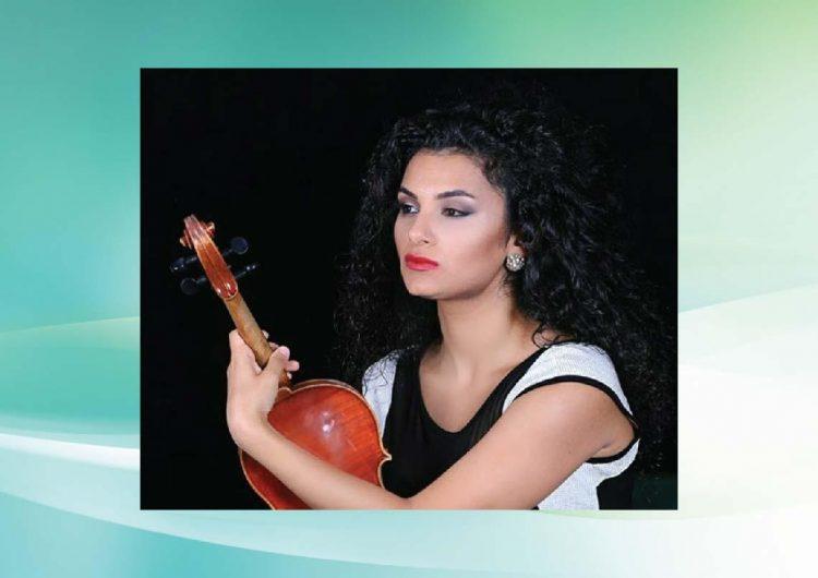 Կանադահայ երիտասարդ ջութակահարուհի Նունե Մելիքը համաշխարհային երաժշտության երգացանկ է բերում հայկականը՝ օտարների կարծիքով էկզոտիկ երաժշտությունը