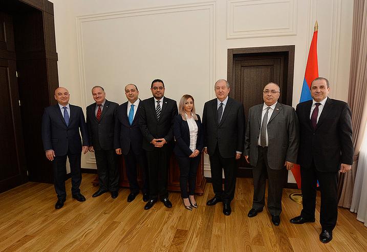 Ermenistan Cumhurbaşkanı: Suriye krizinin üstesinden geldikten sonra, Ermeniler kendilerini tamamen çifte anavatanlarını inşa etme işine verecekler