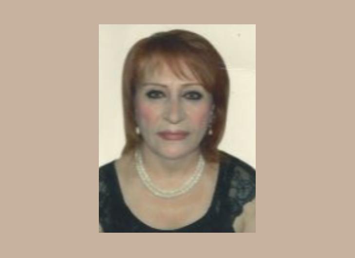 Ռուզաննա ԽԱՉԱՏՐՅԱՆ: Արեւմտեան Հայաստանի Հանրապետութեան Ազգային ժողովի 2018 թ․-ի ընտրութիւններու հերթական թեկնածուն