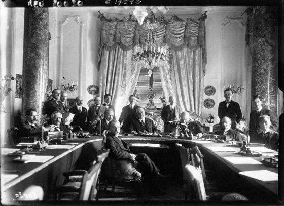 Conférence de San Remo։ 18-26 Avril 1920