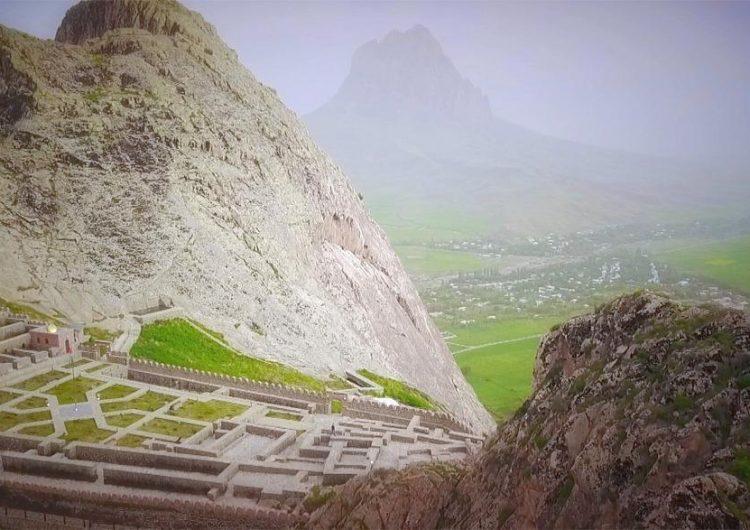 Vishapasar (Ilandag), la montagne aux légendes