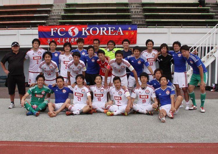 L'équipe des Zainichi (Nord-Coréens du Japon) dans le groupe de la mort (coupe du monde 2018)