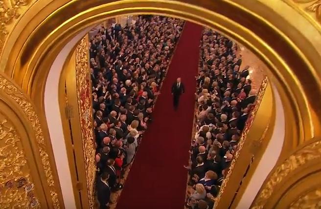 Պուտինը 4-րդ անգամ ստանձնեց ՌԴ նախագահի պաշտոնը