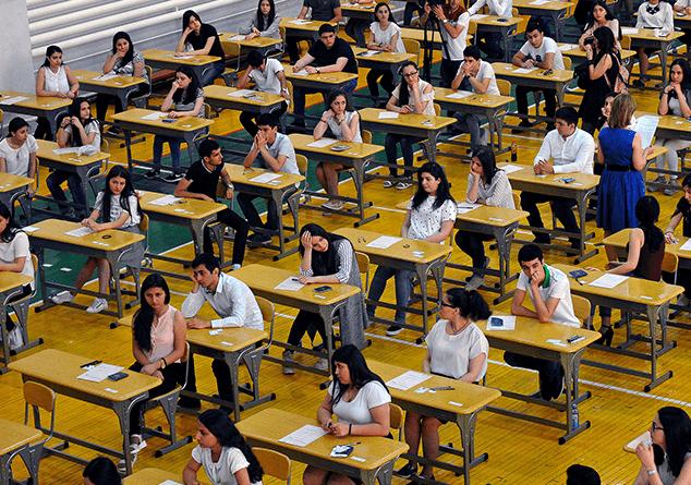 Ախալքալաքում շրջանավարտների 37% -ը ավարտական քննությունները չի հաղթահարել
