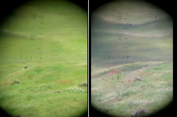 Video of Azerbaijanis' visiting graves at village under Armenia control is posted on internet