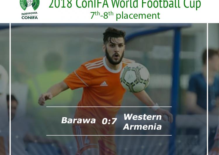 Լոնդոնում ավարտվել է CONIFA-ի՝ ՄԱԿ-ի կողմից չճանաչված երկրների ֆուտբոլի աշխարհի առաջնությունը