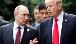Трамп рассматривает возможность встречи с Путиным