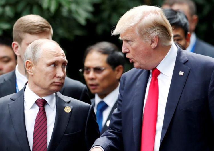 «Переговоры Путина и Трампа могут состояться в ближайшее время»․ Помпео
