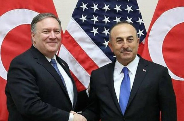 Turkey, US to discuss joint actions in Syria's Manbij