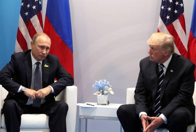 Путин назвал причину переносов встречи с Трампом