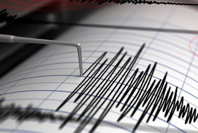 Minor earthquake hits Armenia's north-west