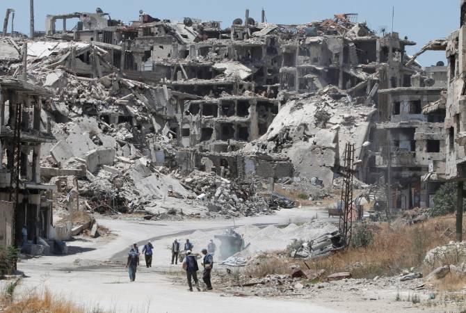 Шойгу призвал страны СНГ подключиться к восстановлению Сирии