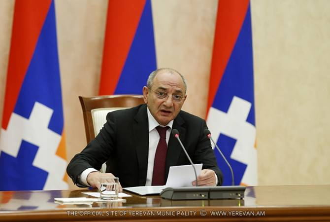 Artsakh's President makes a number of appointments – Grigori Martirosyan becomes new Minister of State