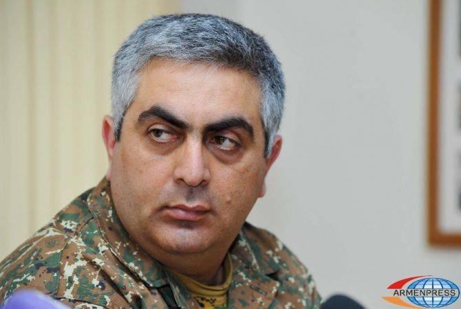 Армянская сторона позволила мирным азербайджанским гражданам на короткое время подойти к кладбищу в Гюннуте