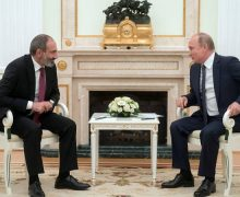 "Nikol Pashinyan announces there are no ""dark corners"" in his relations with Putin"