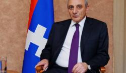 Бако Саакян направил благодарственное письмо премьер-министру Республики Армения Николу Пашиняну