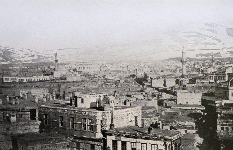 Արևմտյան Հայաստանի մայրաքաղաք Կարինը