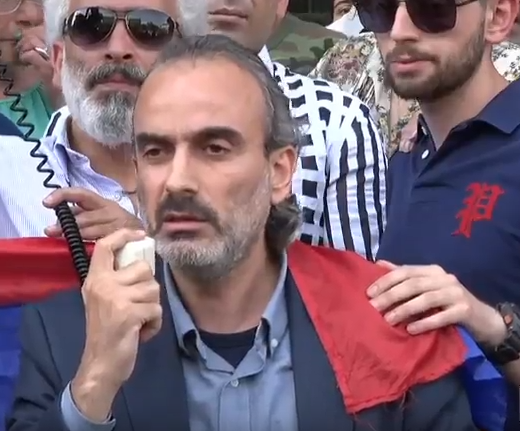 Апелляционный суд Армении освободил Жирайра Сефиляна
