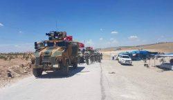 Թուրքական ԶՈւ-ն անցել է սիրիական Մանբիջի հետ կապված գործողությունների իրականացմանը