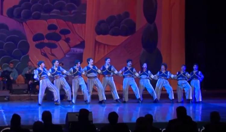 Batı Ermenistan'ın Otokton Ermeni Halk Dansları