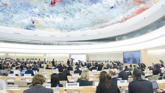 ՄԱԿ-ի նստաշրջանում Թուրքիային մեղադրել են մարդու իրավունքների խախտումների մեջ