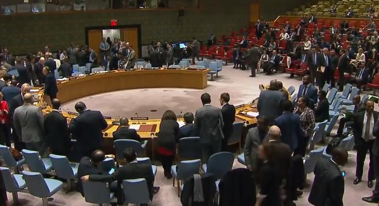 ՄԱԿ-ի Անվտանգութեան խորհուրդէն ներս ընտրուեցան հինգ երկիրներ