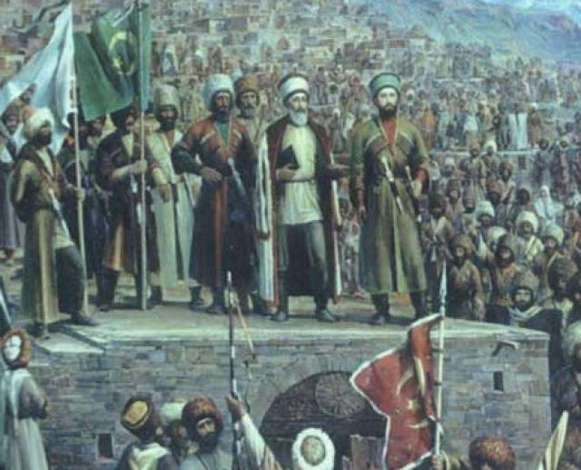 Трагедия Турецкой Армении, восстание в Чечне