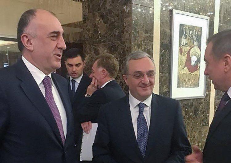 Ermenistan ve Azerbaycan Dışişleri Bakanları On-bir Temmuz'da buluşacak