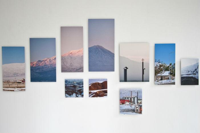 Ece Gökalp'ın segisi: Bayazıt, Ararat və Khor Virap'tan Ararat dağı