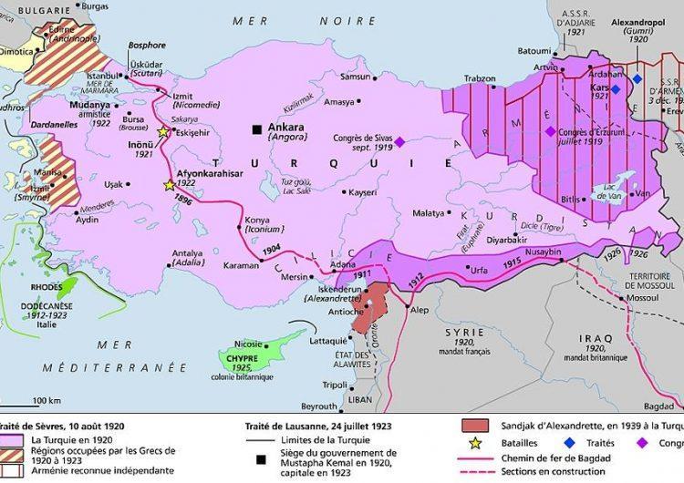 Le Parlement Européen, les droits des Peuples Autochtones et le Foyer National Arménien en Arménie Occidentale