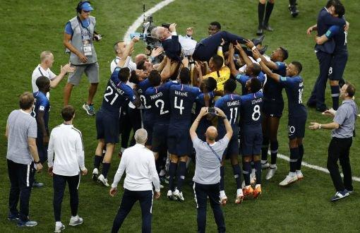 Ֆրանսիայի հավաքականը դարձավ աշխարհի առաջնության չեմպիոն