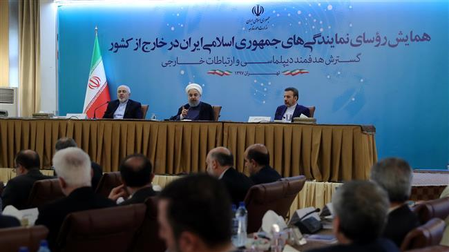 Rouhani: Peace with Iran will be mother of all peace, war with Iran will be mother of all wars