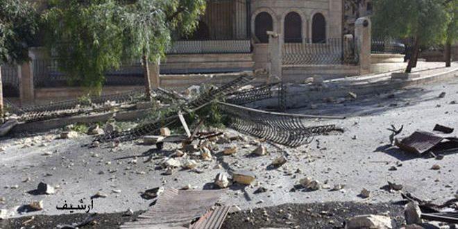 Three civilians killed, 6 injured in terrorist attack in Aleppo